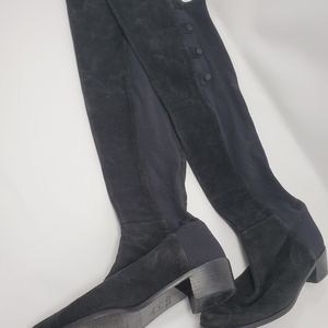 Stuart Weitzman for Browns over the knee boots